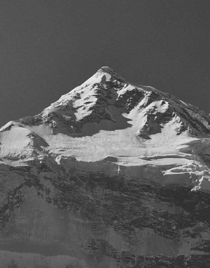 ANNAPURNA II SUMMIT (7937m)