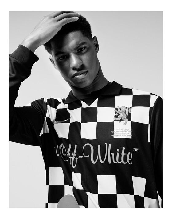 NIKE X OFF WHITE - MARCUS RASHFORD