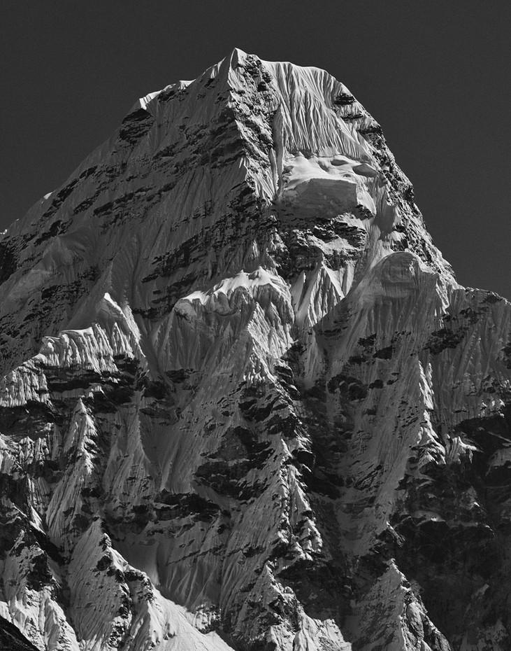 SUMMIT - AMA DABLAM (6812m)