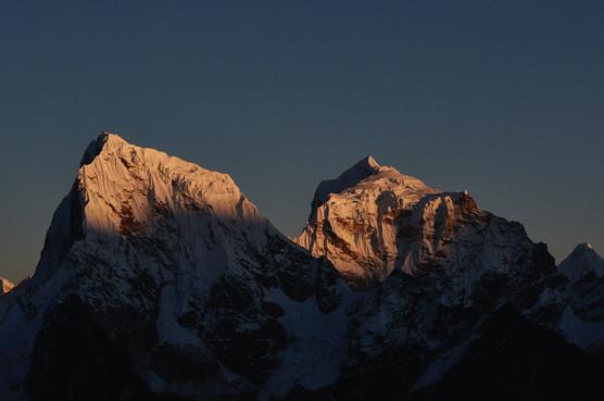 CHOLASTE (6440m) + TABOCHE (6542m) #1