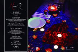 la mata tinta menu romantico 002