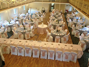 Banquet Rooms / Reception Venues / Halls