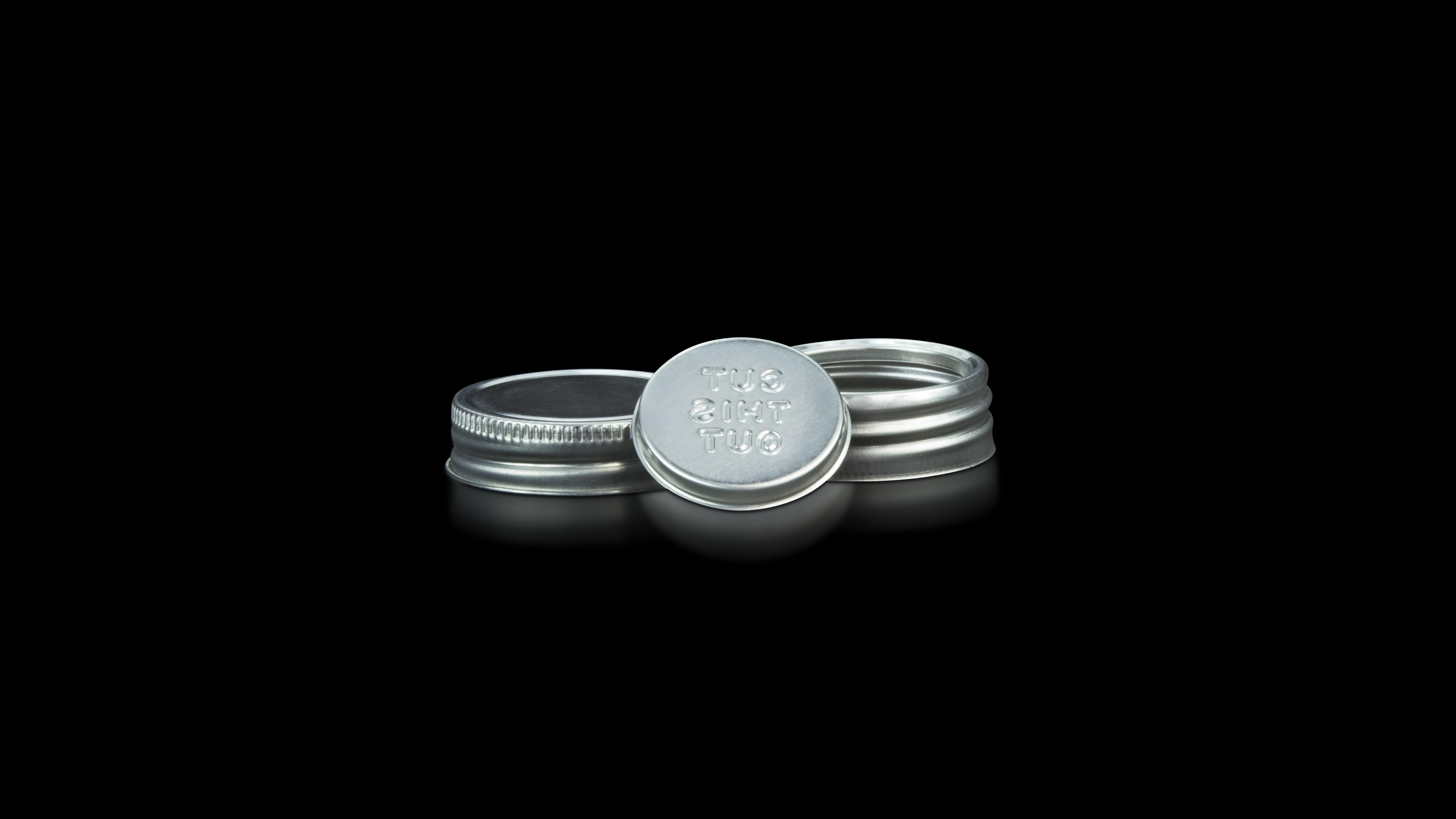 Silver Caps