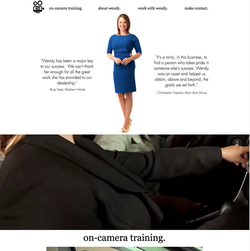 Wendy Deshais Official Website