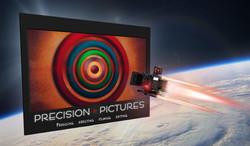 Precision Pictures LTD Logo