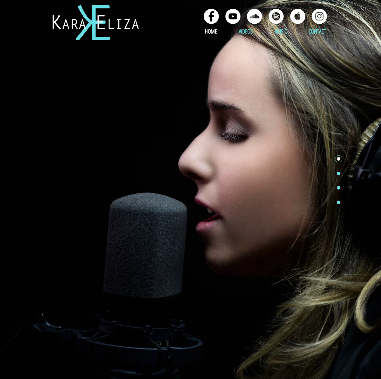Kara Eliza Music Official Website