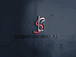 Schmitt Law Group Logo 3D