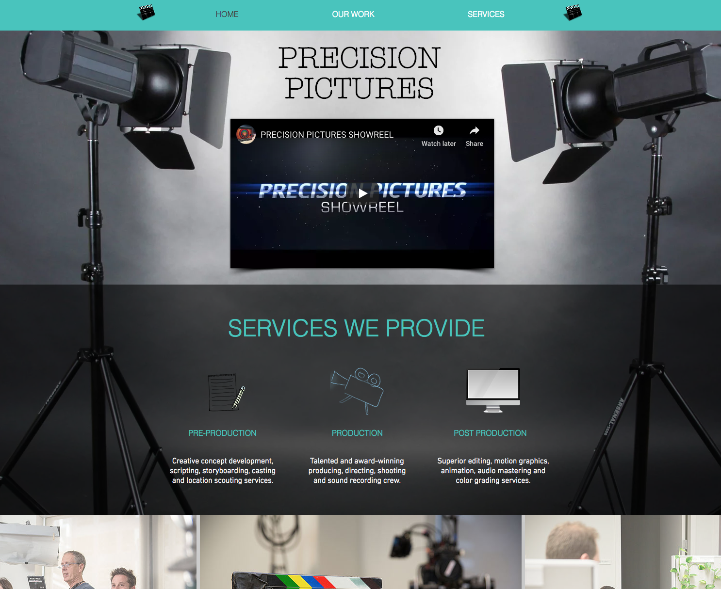Precision Pictures LTD Official Site