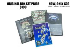 Money Can Hear - Book and DVD's