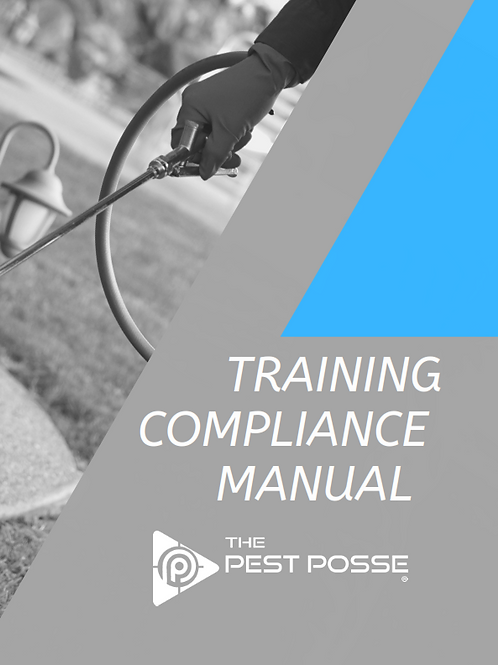 Training Compliance Manual