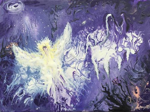 Возрождение ангела / Angel's revival