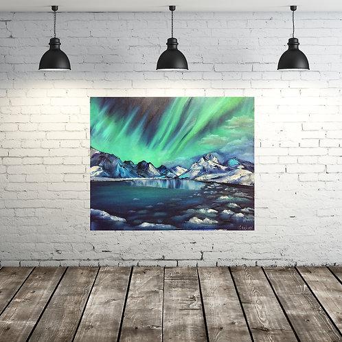 Северное сияние / Northern Lights