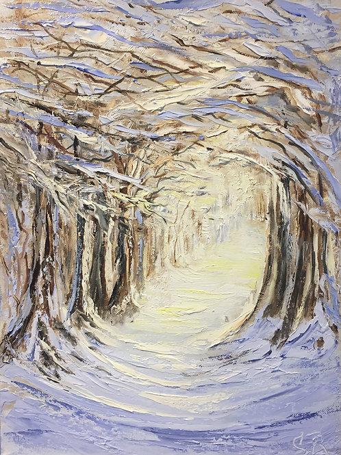 Свет зимы / The light of the winter