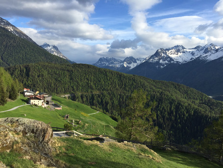 О жизни в горах