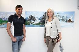 Выставка Анастасии Стрижковой Москва