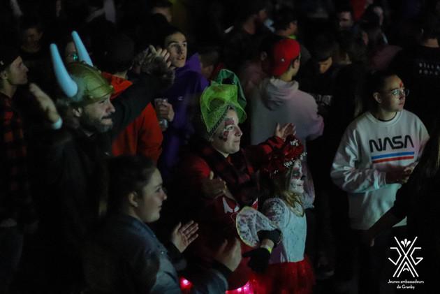 #partydujag édition halloween