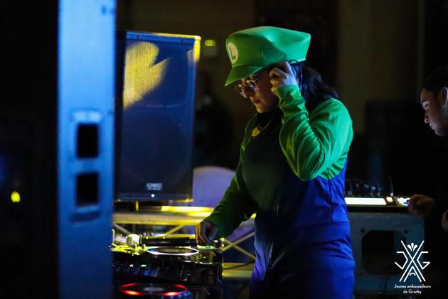 DJ TIZI - #partydujag édition halloween
