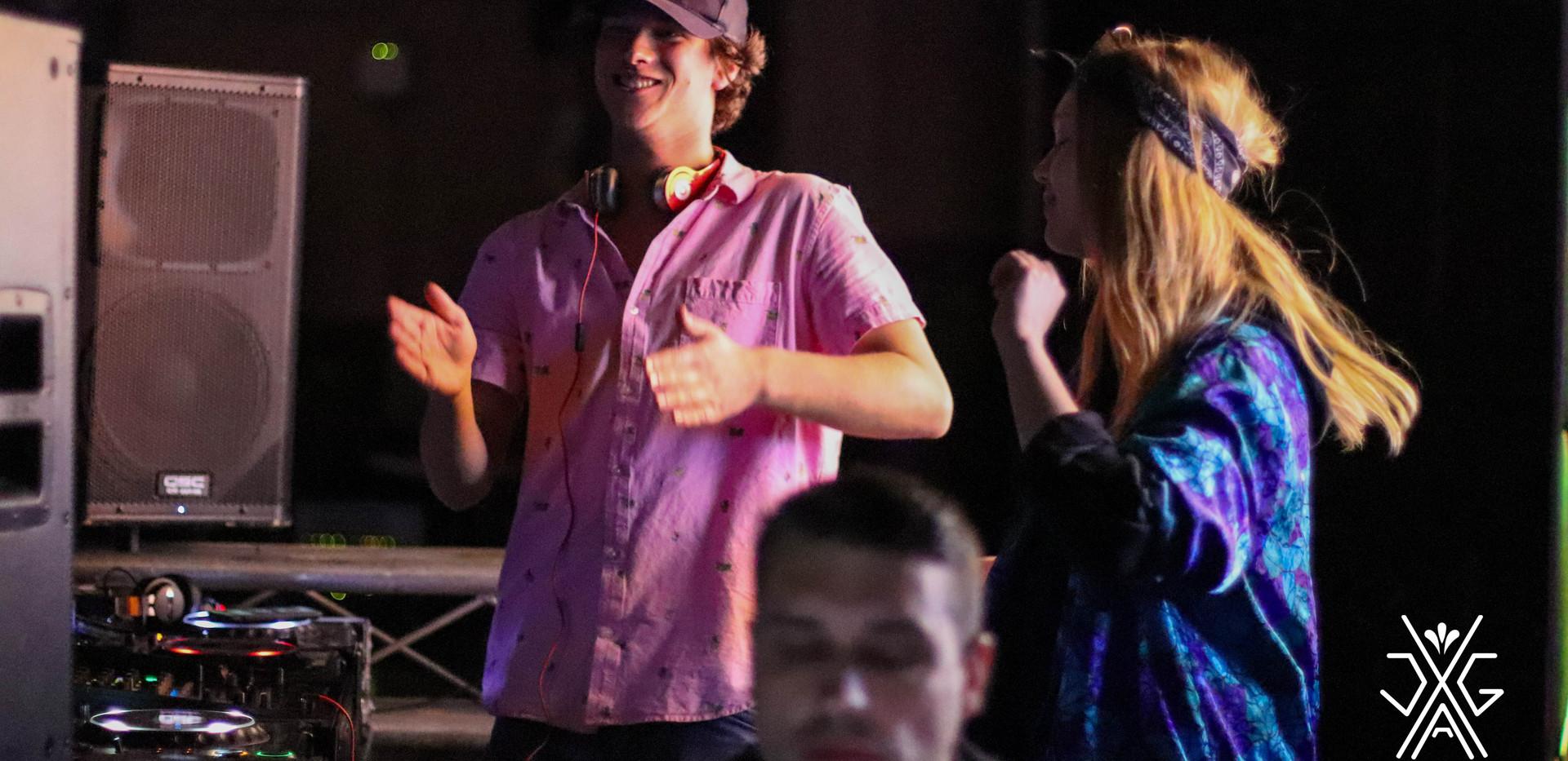 DJ ABS - #partydujag édition halloween