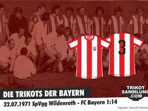 22.07.1971 SpVgg Wildenroth  - FC Bayern 1:14