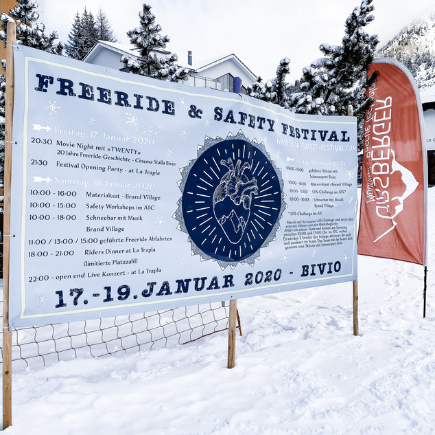 Freeride & Safety Festival