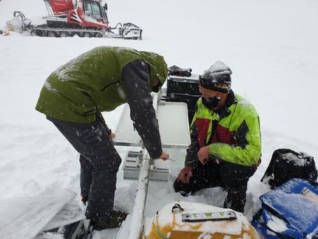 NOV - ATC Standort im Skigebiet Minschuns - Val Müstair