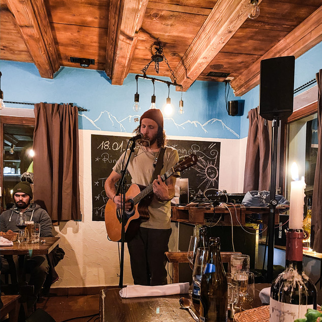 Konzert in der Trapla Bar
