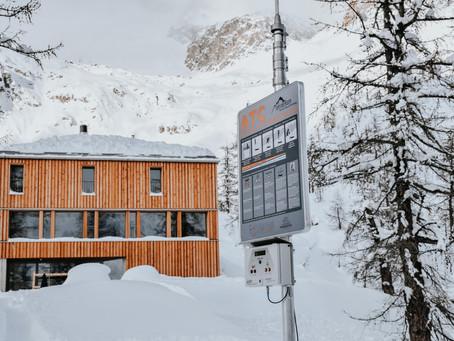 Neuer ATC Standort - Capanna Piansecco - Val Bedretto