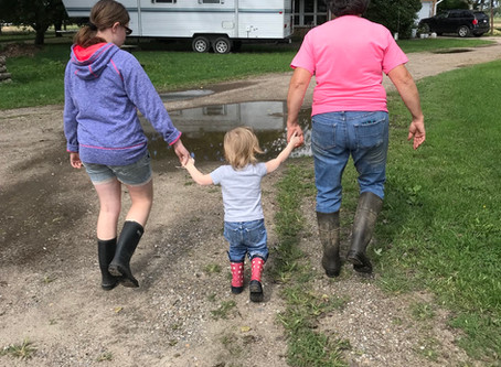 Let's Hear it for the Farm Mom