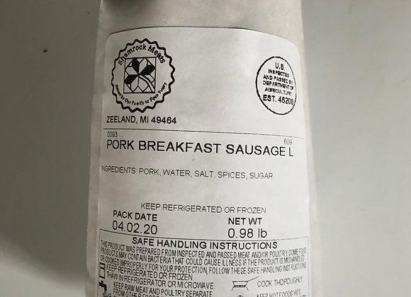 Breakfast Sausage- Bulk 1lb packages