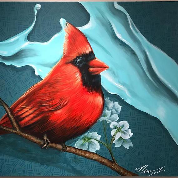 Virginian Paint
