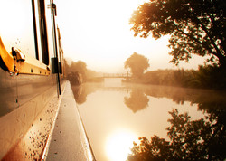 Canal Morning