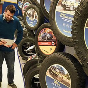 TYRE STORY