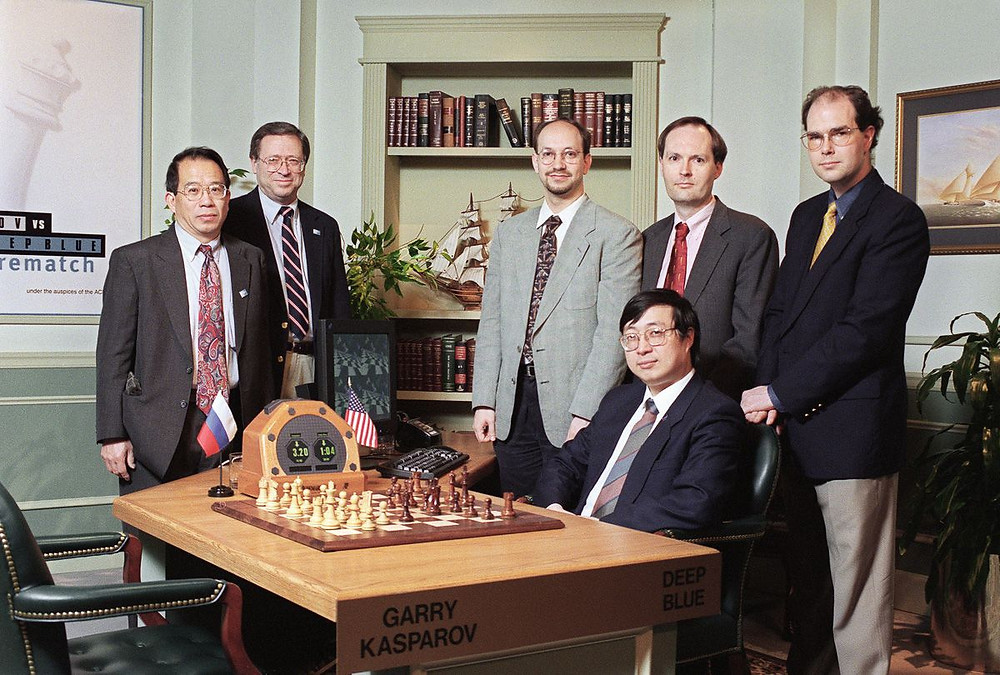 The team who beat Gary Kasparov