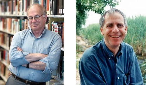 Daniel Kahneman and Amos Tversky
