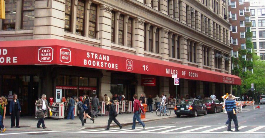 Strand (NY not London)
