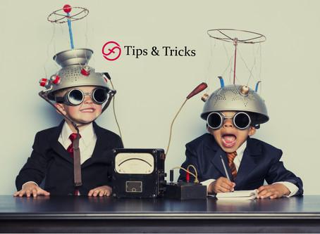 FinancialForce Tips & Tricks