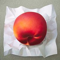 nectarine on paper_40x40.jpg