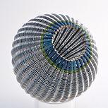 Mary Crabb Turquoise Aluminium Urchin ba