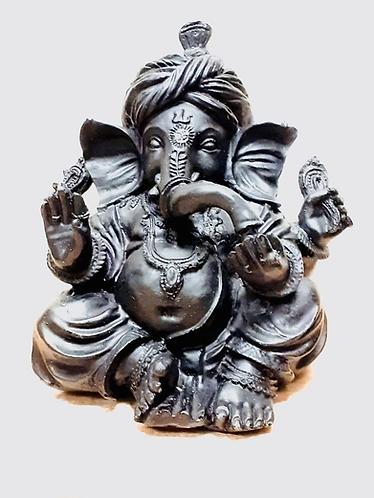 6� Resin Lord Ganesha Statue - Handmade for Sabirian