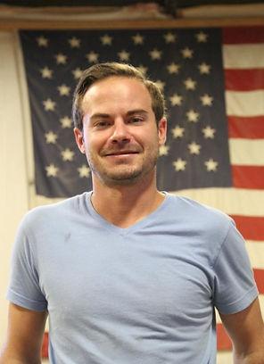 Adam Schwoeppe, Owner of Encompass Woodworking
