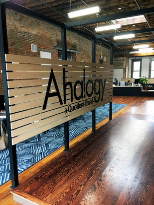 Office Redesign at Ahalogy