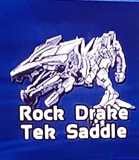 Tek rock drake saddle! Xbox official pvp
