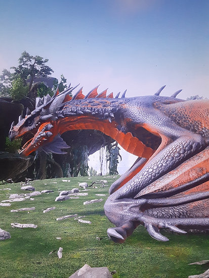 New crystal blood wyverns! Xbox pvp official