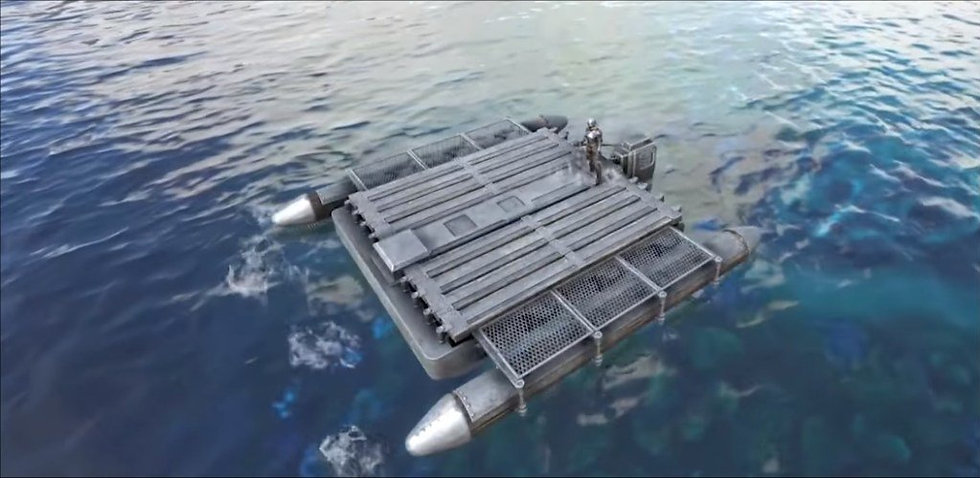 Motorboats! Xbox pvp official