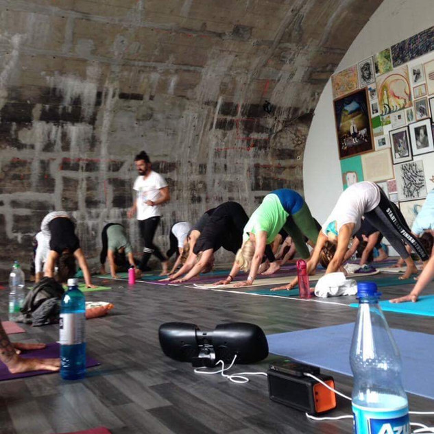 Yoga Montez Kunst Verein