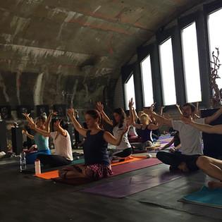 Kundalini Yoga @Montez