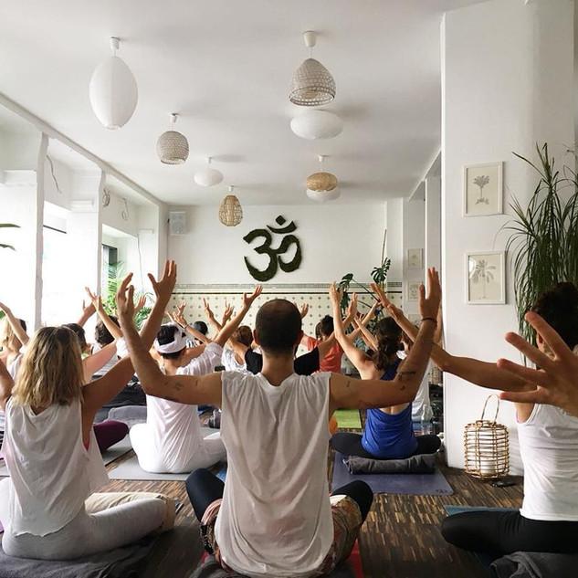 Polarity flow @Yogaladen