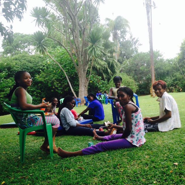 Africaid female Project-Harare