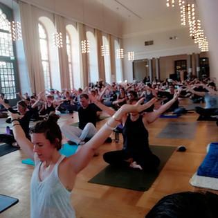 Damrmstadt Yoga Fest 2019