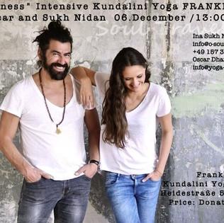 Frankfurt Oneness-Master class with Ina